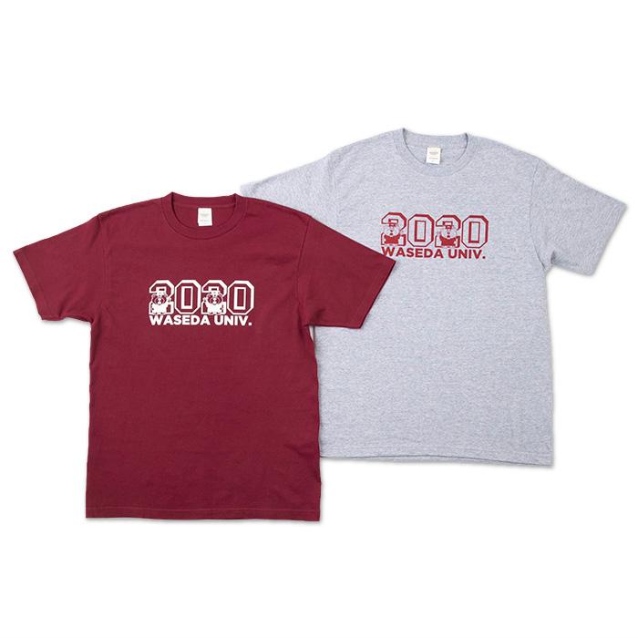 2020限定Tシャツ(ワセダベア)