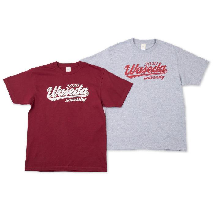 2020限定Tシャツ(筆記体ロゴ)