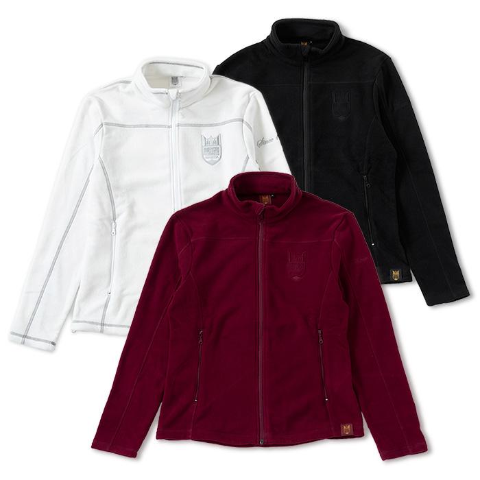 フリースジャケット|早稲田大学グッズ