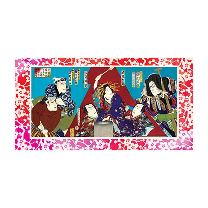 演劇博物館 グリーティングカード2021|早稲田グッズ